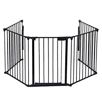 barriere poele