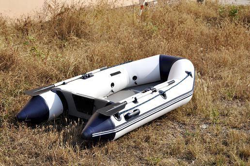 bateau pliable gonflable