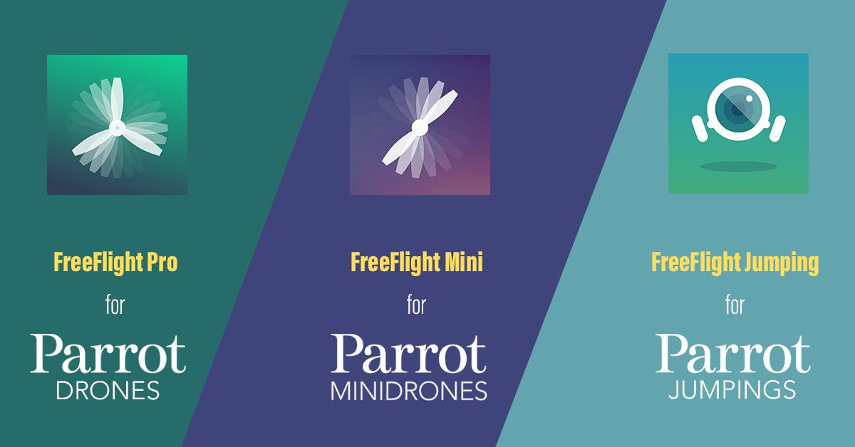 application parrot