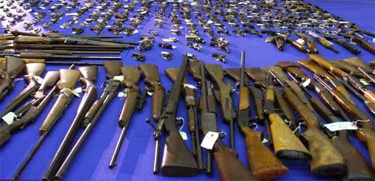 arme pour se proteger