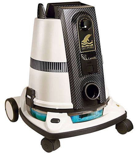 aspirateur anti acarien a eau