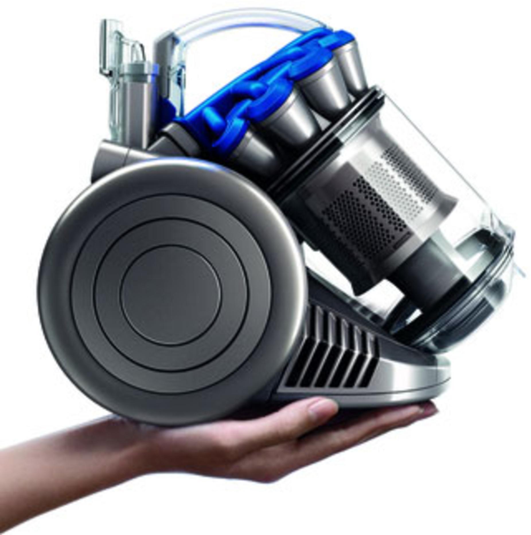 aspirateur dyson dc26