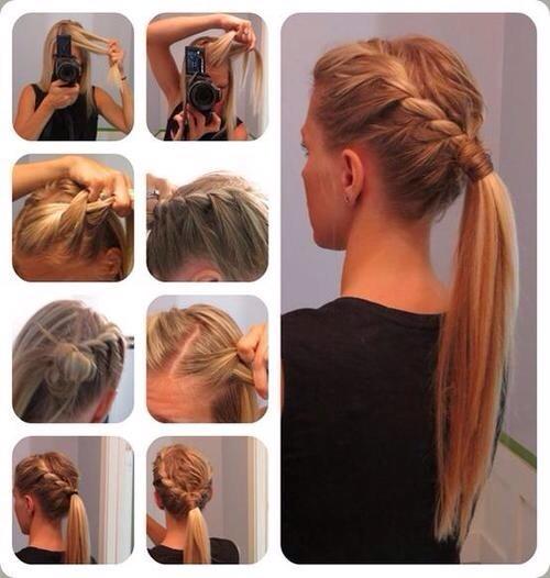astuce pour cheveux long