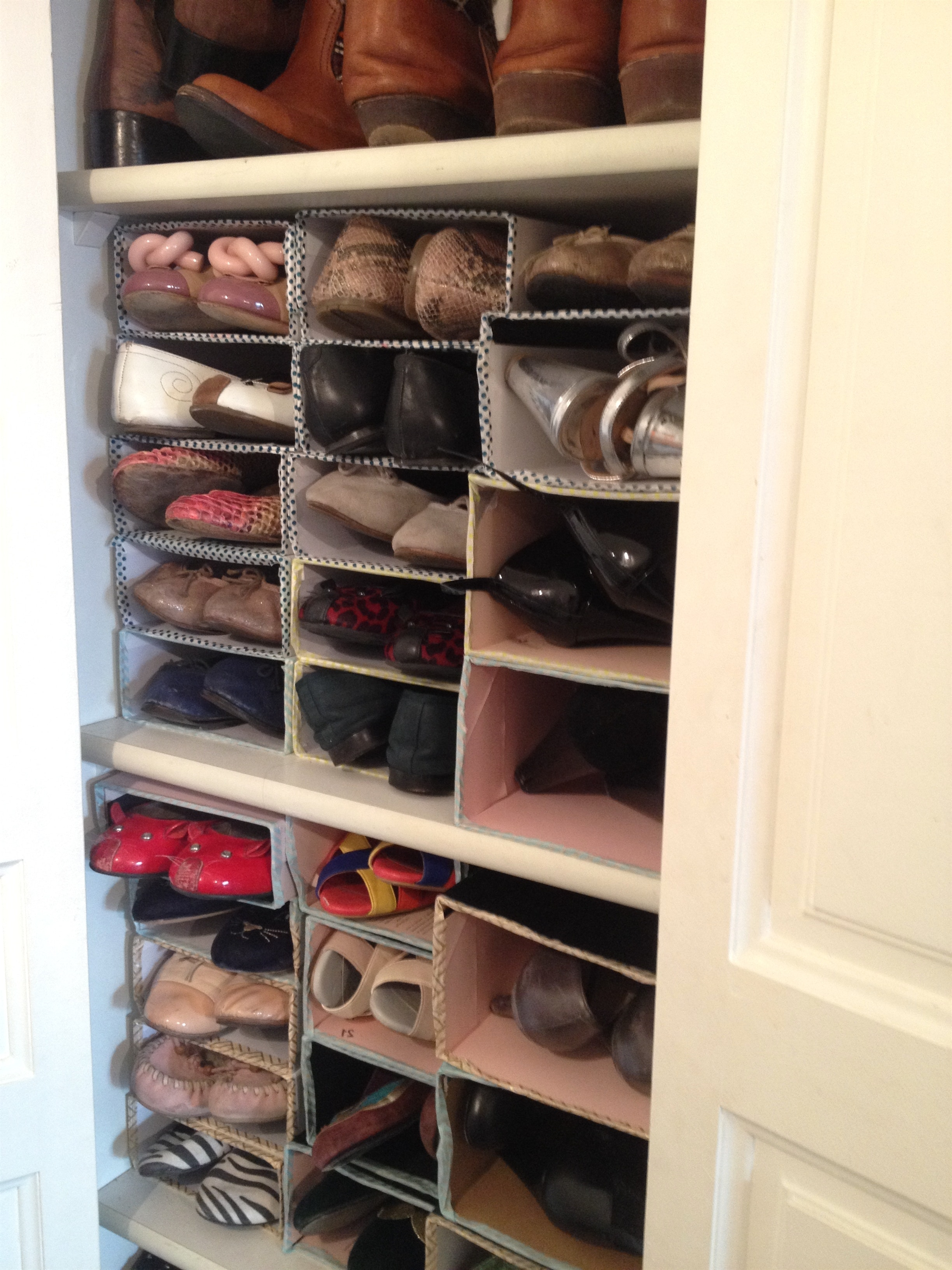 astuces pour ranger les chaussures