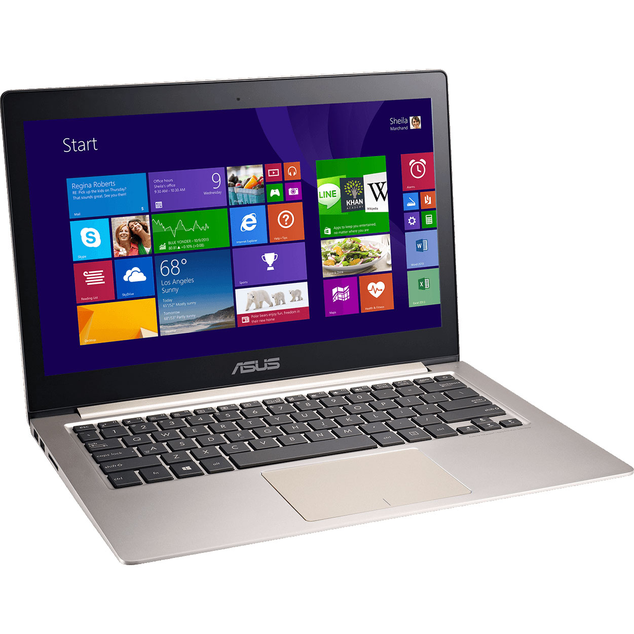 asus notebook 13 pouces