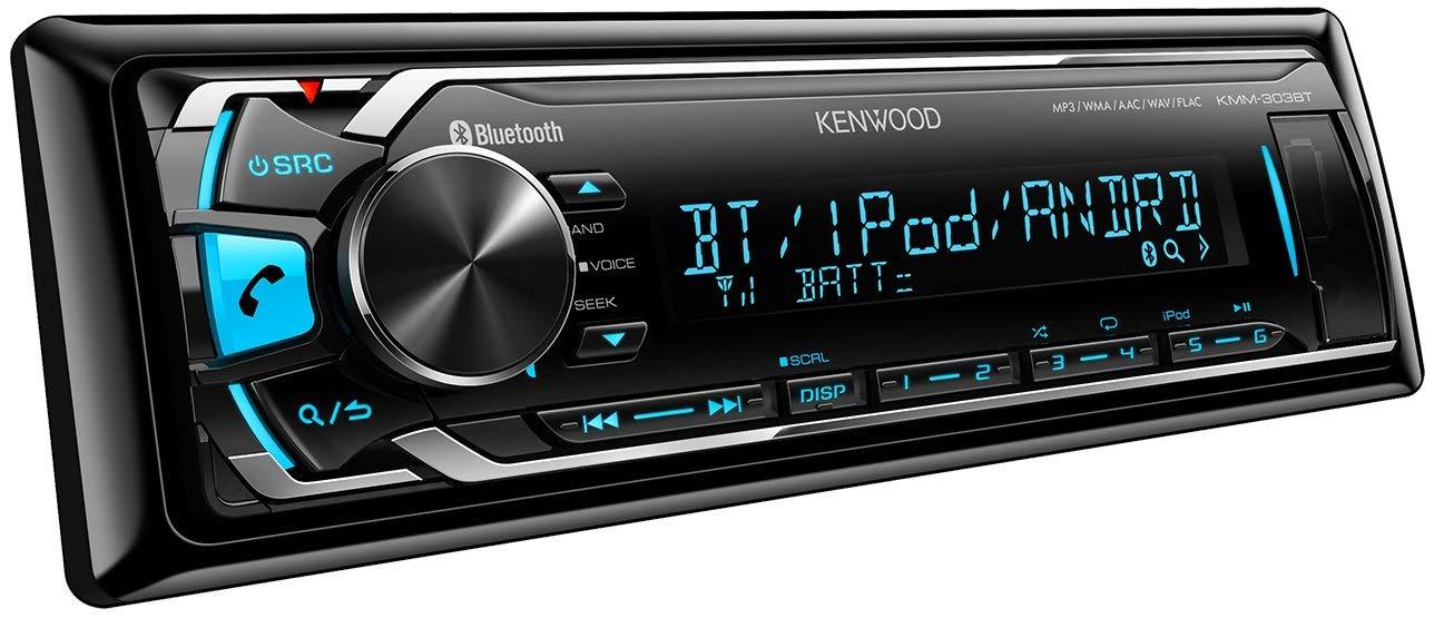 autoradio bluetooth kenwood