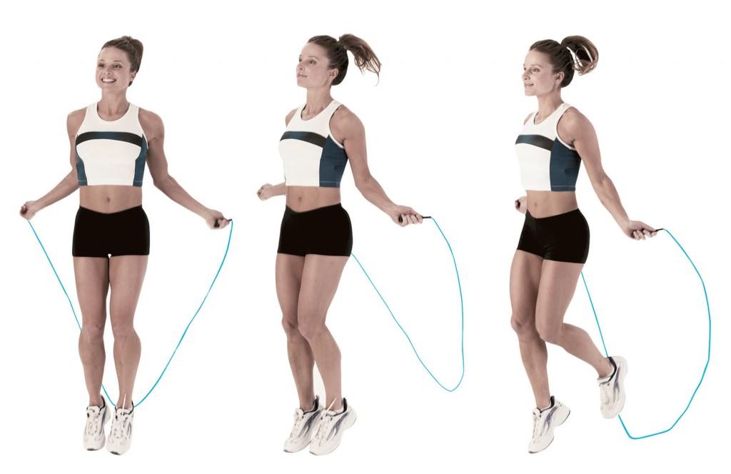 avantage corde à sauter