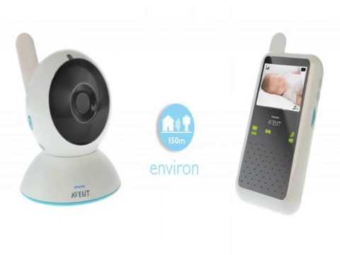 babyphone video avent philips