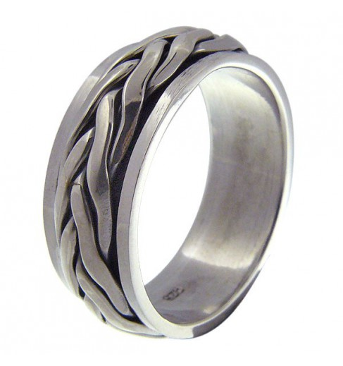 bague anti stress homme