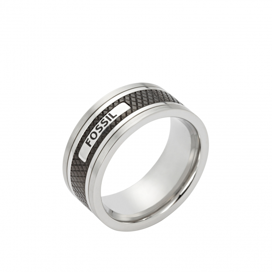 bague homme fossil