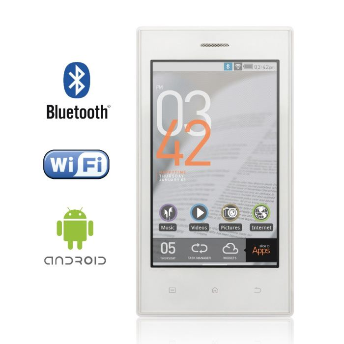 baladeur mp3 wifi android