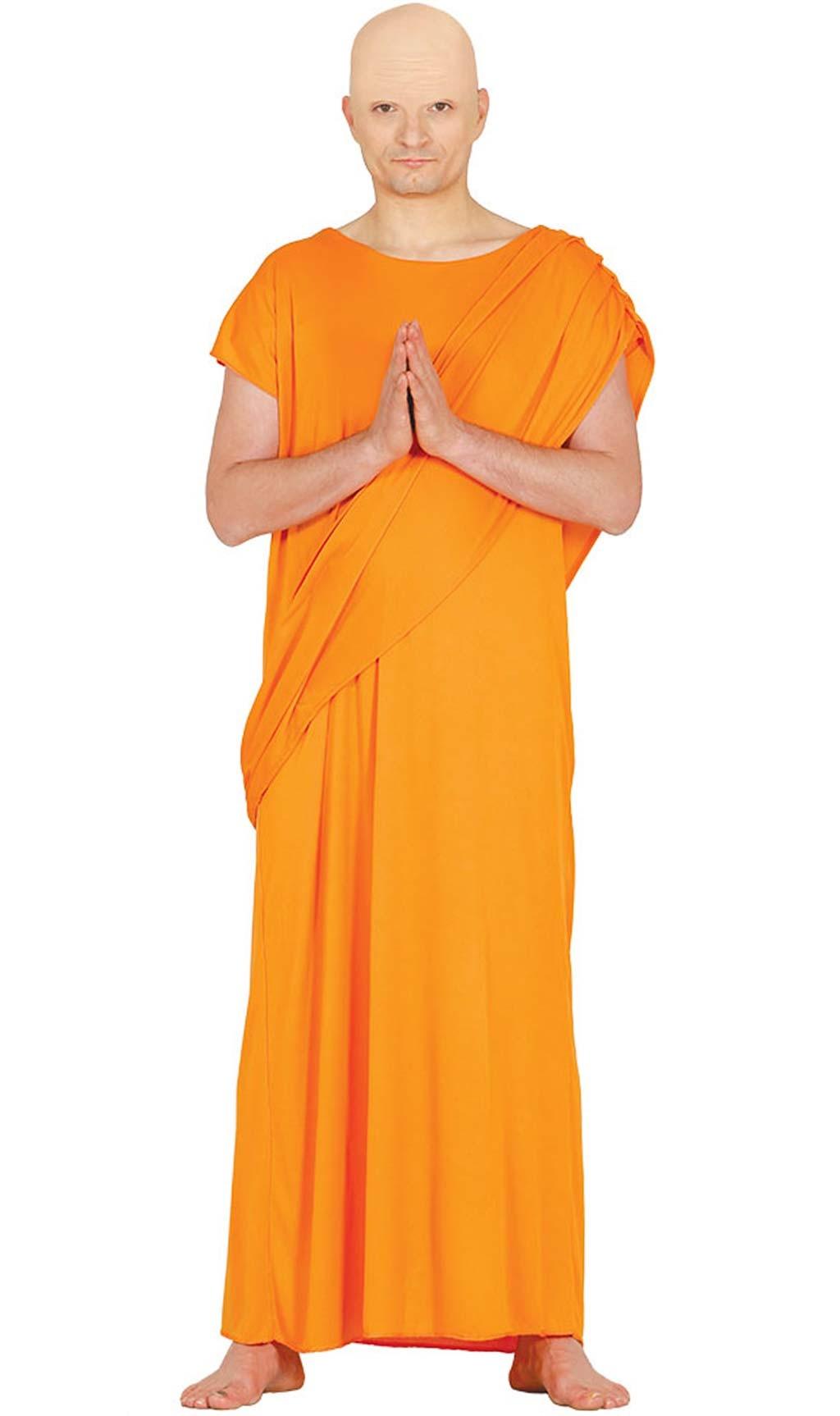 deguisement bouddhiste