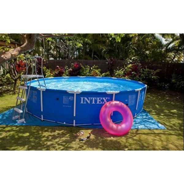 demontage piscine intex tubulaire