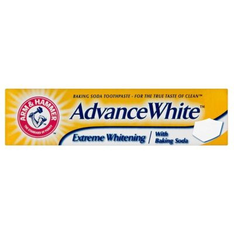 dentifrice au bicarbonate de soude