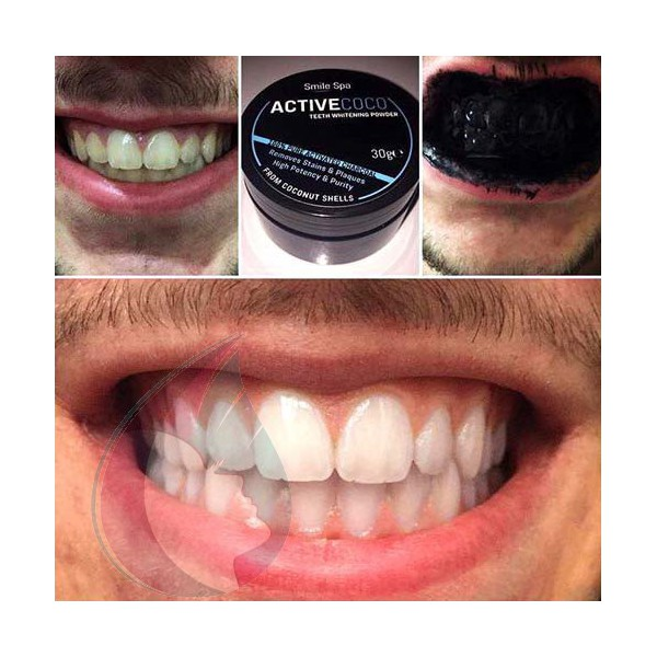 dentifrice charbon noir