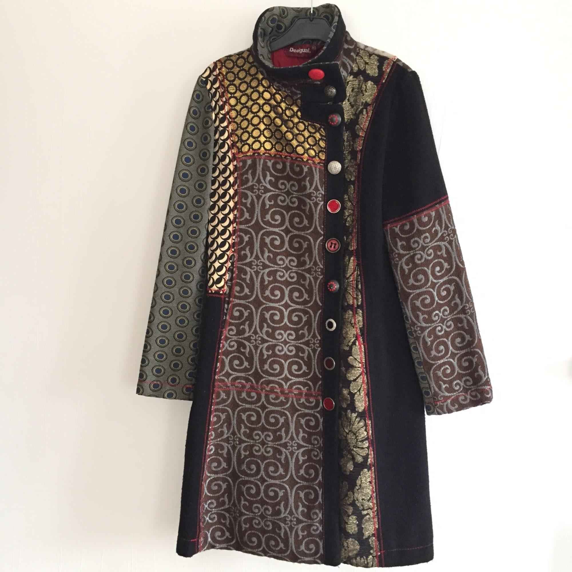 desigual manteau