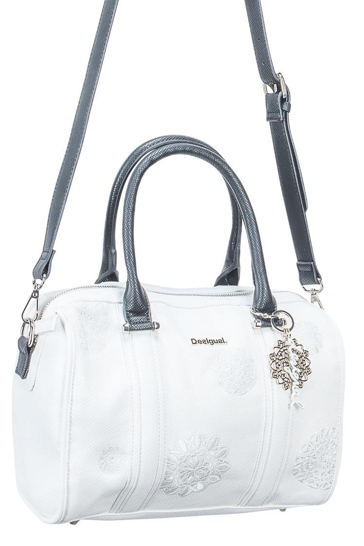 desigual sac blanc