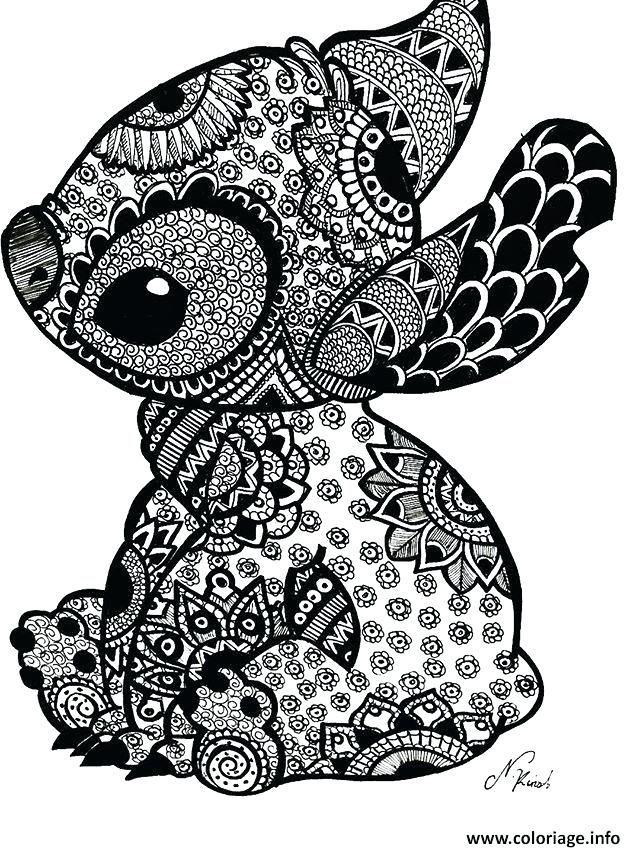 dessin mandala disney
