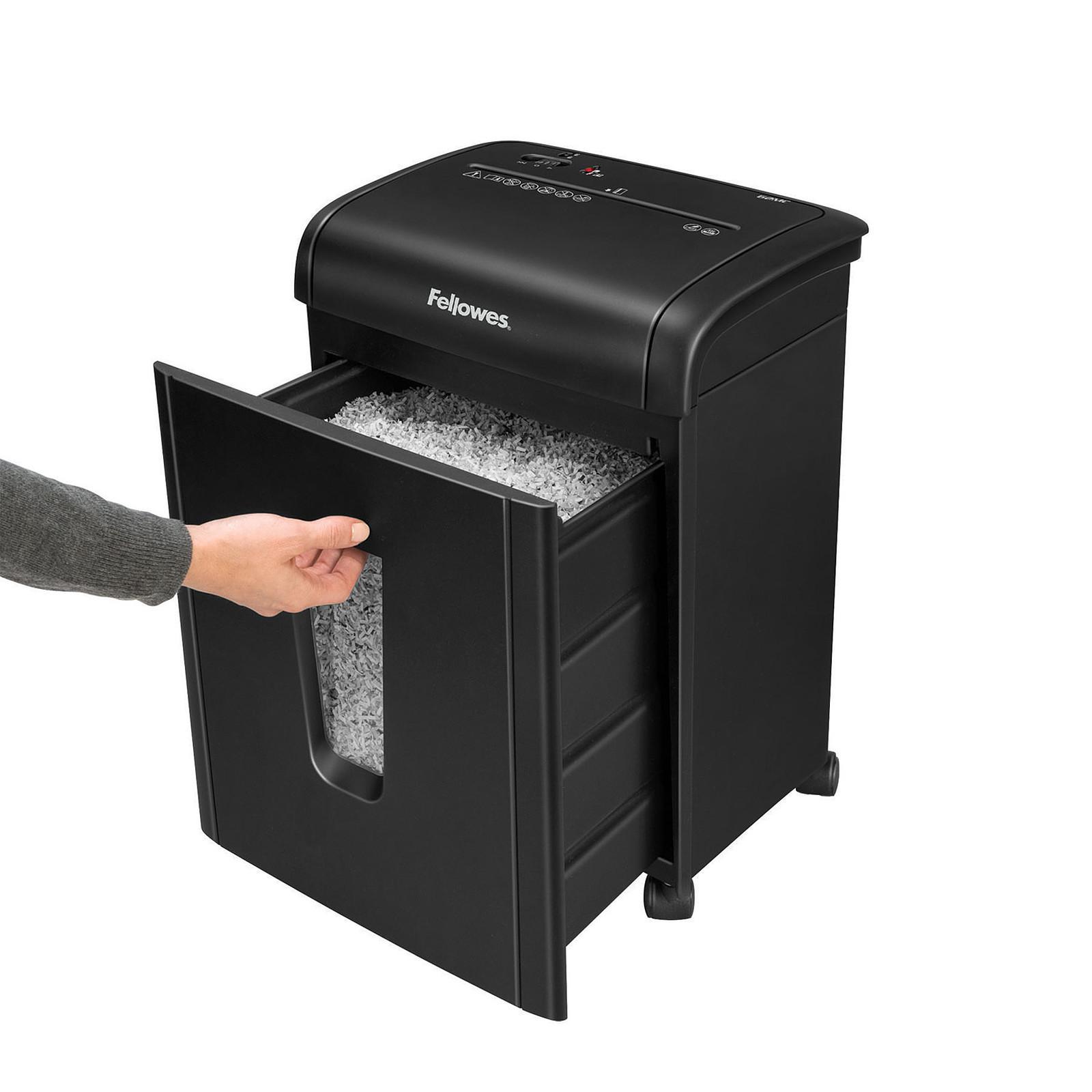 destructeur papier professionnel
