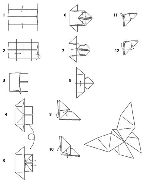 diagramme origami