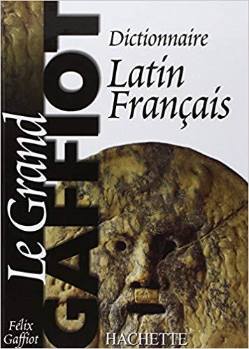 dictionnaire latin français larousse
