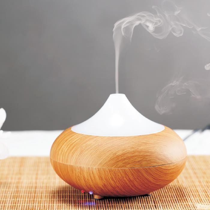 diffuseur huile essentielle en bois