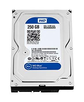 disque dur 250 go interne