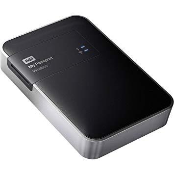 disque externe wifi