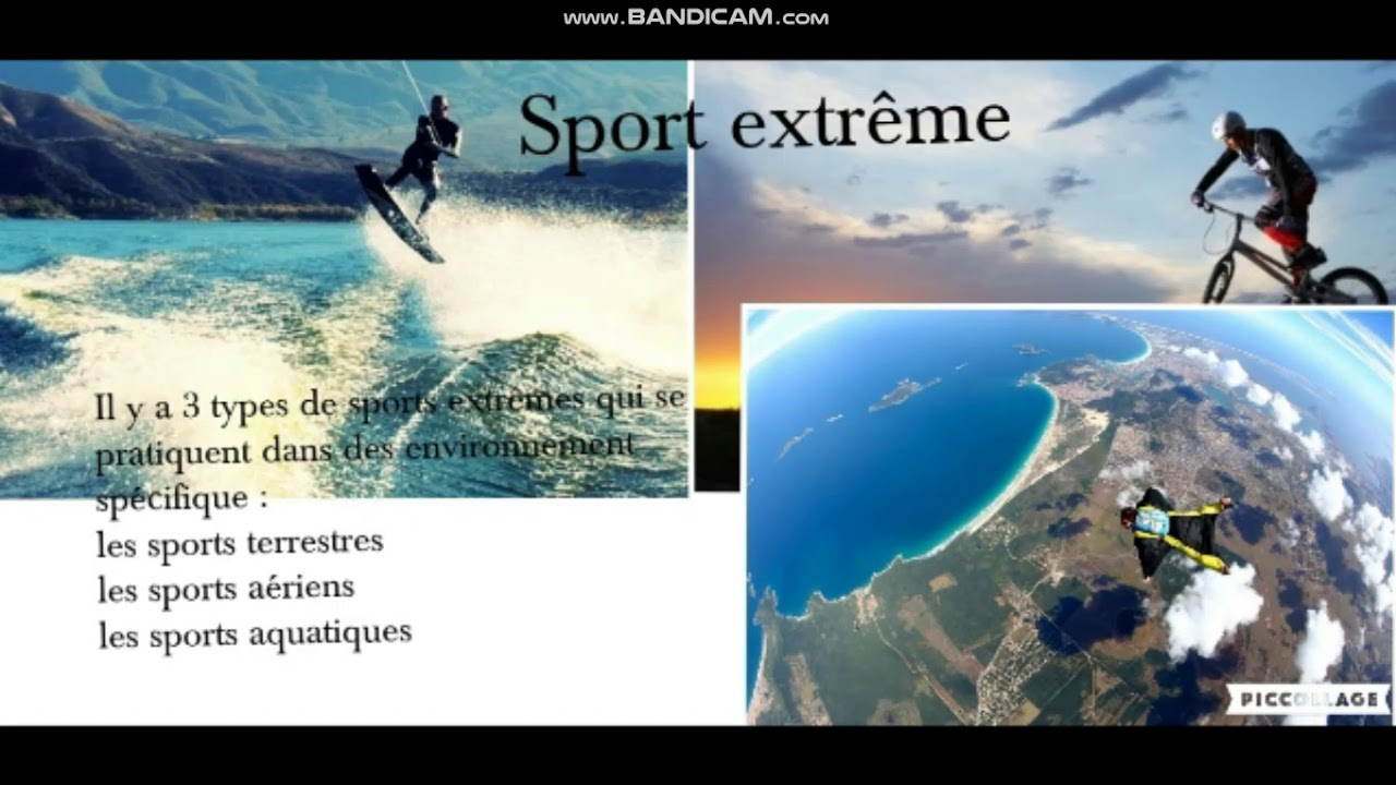 documentaire sport extreme