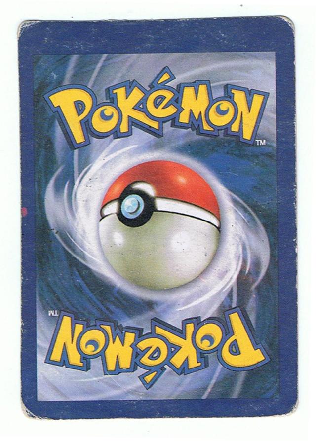 dos carte pokemon