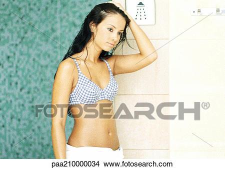 douche femme