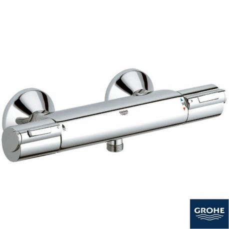 douche thermostatique grohe