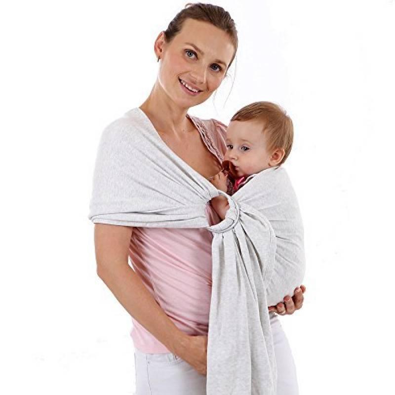 echarpe porte bebe facile