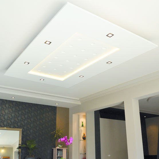 eclairage plafond