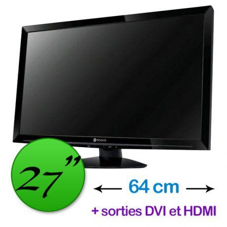 ecran avec prise hdmi