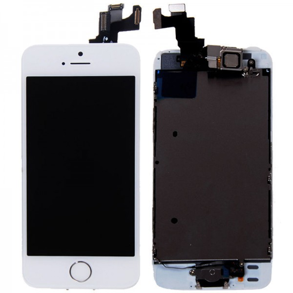 ecran iphone 5 s complet